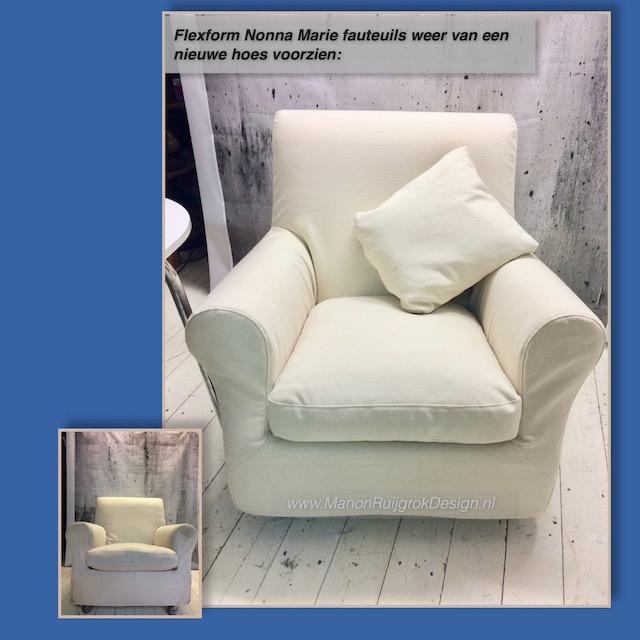 Flexform Nonna Marie fauteuil