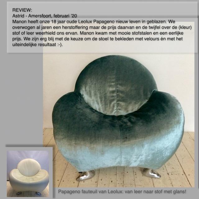 meubelstoffering ManonRuijgrokDesign